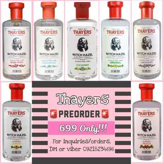 THAYERS 12fl oz (355ml)