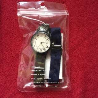 Niko and Watch (NEW) 可換錶帶