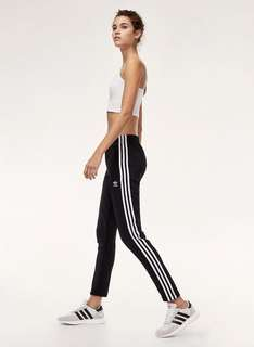 Adidas track pant small
