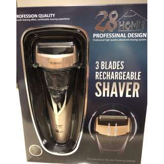 Brand New in Box 28 Home Rechargeable Professional Shaver (Award Winning Brand)