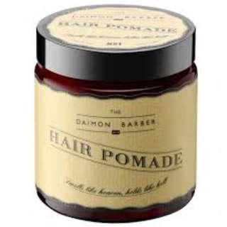 The Daimon Barber Hair Pomade No.1