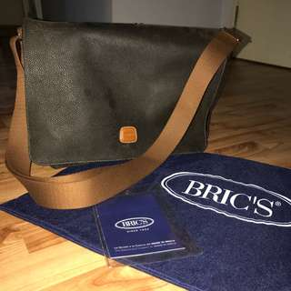 BRIC'S Life Messenger Bag