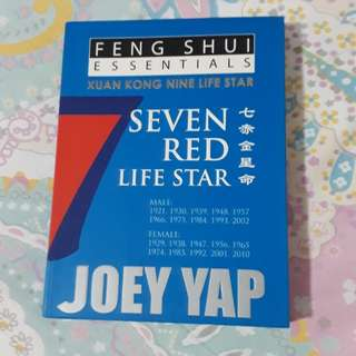 Seven Red Life Star - Joey Yap