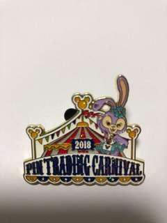 迪士尼襟章 Disneyland pins