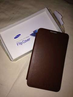 SAMSUNG Galaxy Note Flip Cover / preloved