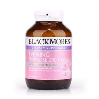 Blackmores Evening Primrose 100s