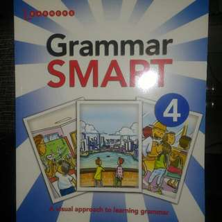 Test book english grammar smart