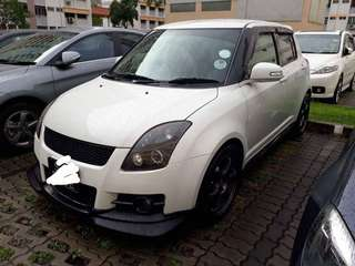 SUZUKI SWIFT 1.6 SIAP