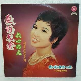 Reserved: 张小英 - 爱的天堂 Vinyl Record