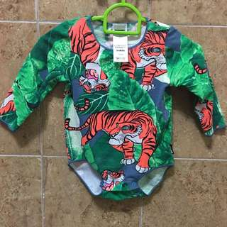 Bonds Bodysuit tiger (Disney)
