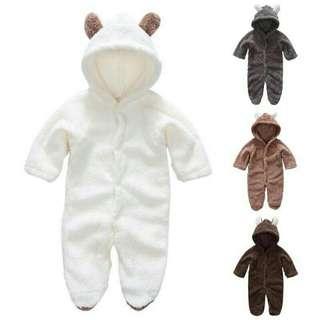 Set A-Baby Jumpsuit