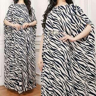 Av4 kaftan zebra
