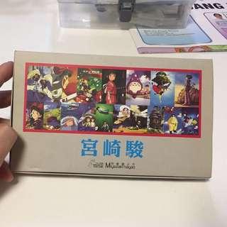 Studio Ghibli Collectible Matchbox Set - 10 designs