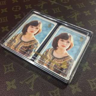 Singapore Airlines Vintage Antique Playing Cards
