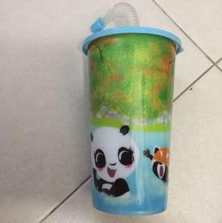 Plastic Drinking Cup (River Safari)