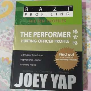 The Performer - Joey Yap