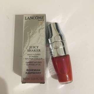 Lancome juicy shaker lip oil