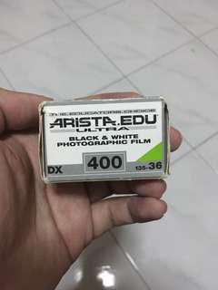 Arista Edu B&W Film 400