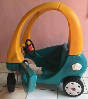 Little Tikes Ride-On Car