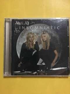 Aly & Aj Insomniatic Cd