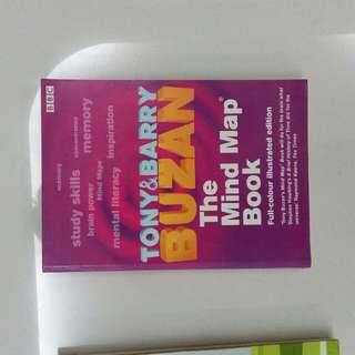 Tony Buzan - Mind Map book