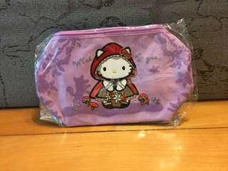 Hello Kitty 化妝袋 筆袋