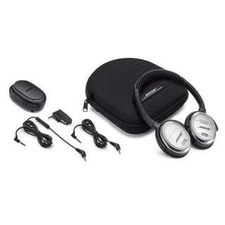 Bose QuietComfort 3 Headphones