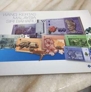 Last set offer Malaysia Banknotes👍👍👍😃😘😍