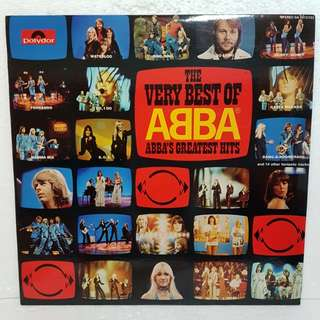 Pending: The Very Best Of ABBA - ABBA's Greatest Hits Vinyl Record