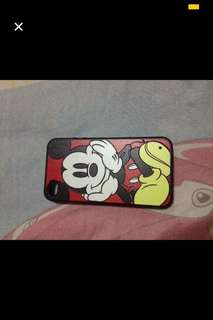 Mickey Mouse case 4/4s