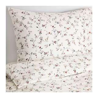 LJUSÖGA bed linen set (blanket only)