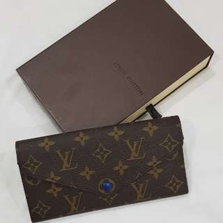 Original Louis Vuitton Long Purse