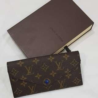 Original Louis Vuitton Long Purse
