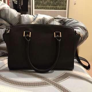 黑色包包(NET購入)