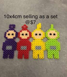 Beads Art Teletubbies