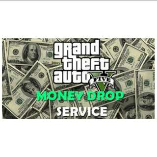 GTA V online money/RP unlock all service