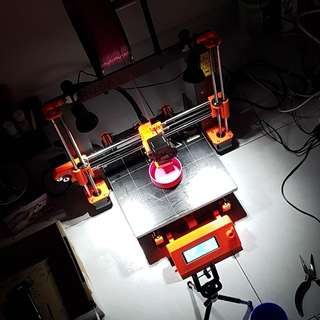 Free 3D printing lessons and use of 3D printer!