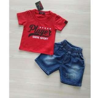 Baju bayi lakilaki 0-12