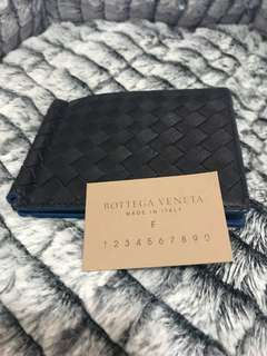 Bottega Veneta Men BI-Fold Wallet