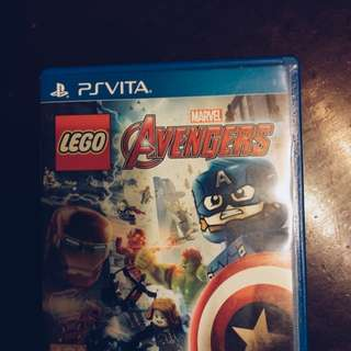 Lego Avengers by Marvel