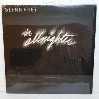Glenn Frey - The Allnighter Vinyl Record