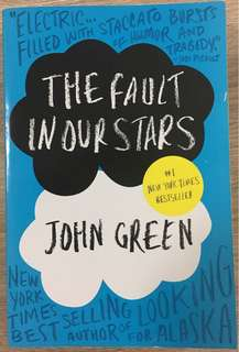 John Green - The Fault in Our Star