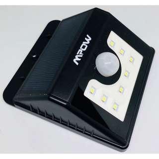 (DELIVERY) MPOW LED Solar Motion Sensor Light