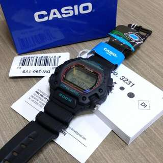 Authentic Casio sports watch