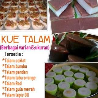 Kue Talam varian&ukuran