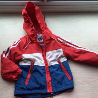 Windbreaker/ jacket for toddler boy