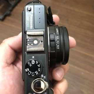 DMC LX-3經典相機