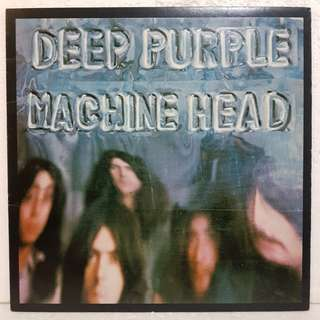 Reserved: Deep Purple - Machine Head Vinyl Record