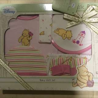 CLASSIC POOH - 7 Piece Gift Set (BRAND NEW)