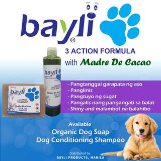 Dog soap /shampoo